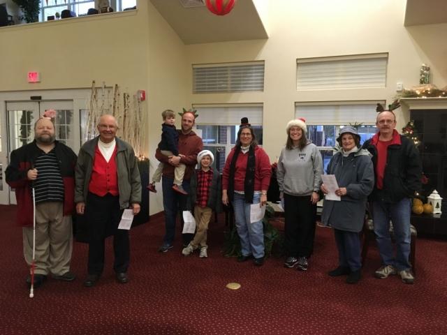 Christmas Caroling at StoneRidge Gracious Retirement Living