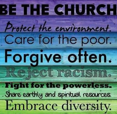 Summer Worship-Be The Church