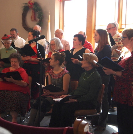 December 16 – Cantata