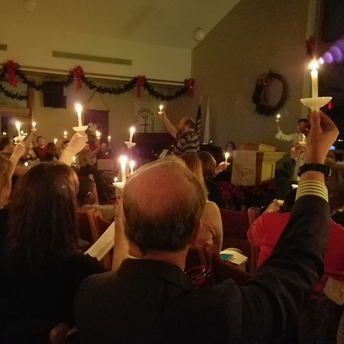 December 24, Christmas Eve Service
