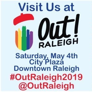 May 4 – Out Raleigh
