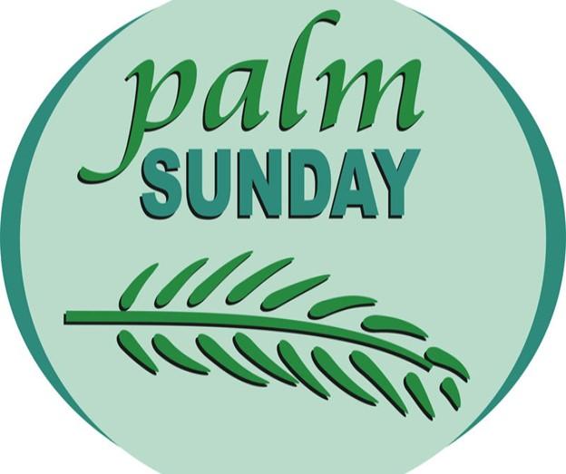 April 5 – Palm Sunday