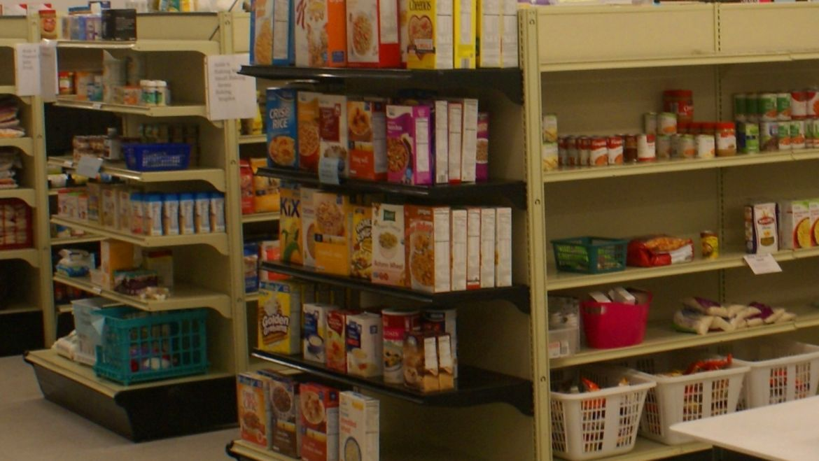 Help for Dorcas Food Pantry